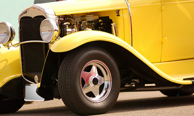 The Spring Rod Run in Pigeon Forge