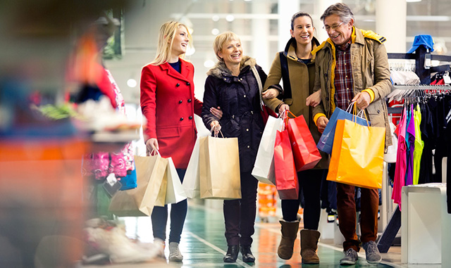 The Best Holiday Shopping in Tennessee at Tanger Outlets