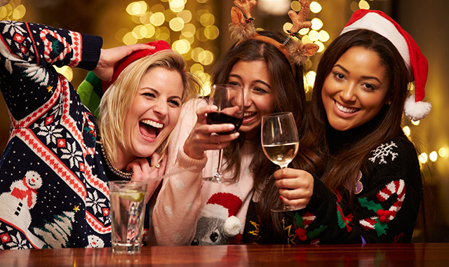 Festive Holiday Parties and Events in Pigeon Forge