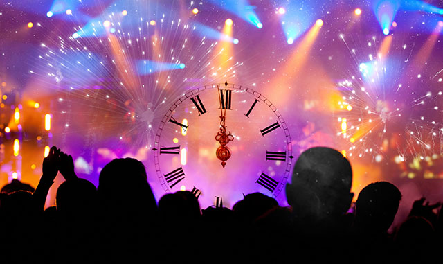 Celebrate New Year's Eve in Pigeon Forge