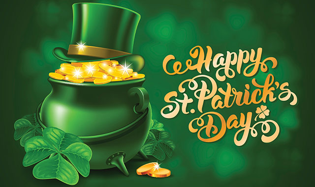 St. Patrick's Day in Pigeon Forge
