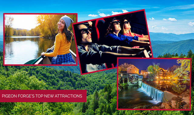 Pigeon Forge's Fall Season Attractions